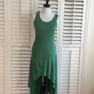 Magic Asymmetrical High Low Dress Size M